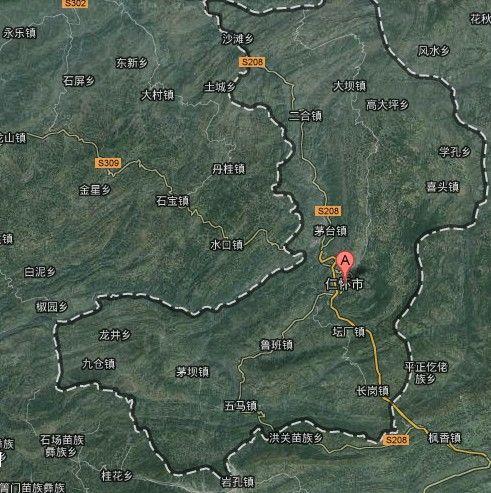 仁怀市和茅台镇地图导航集团新闻_零启酒业_贵州省市